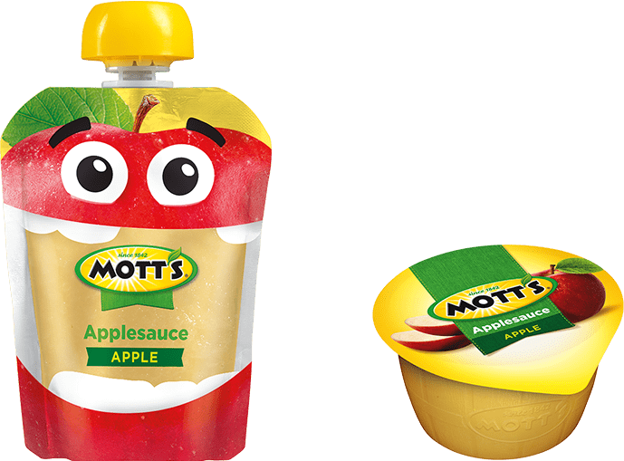 Mott's Applesauce Apple
