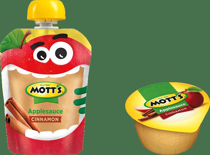 Mott's Applesauce Cinnamon