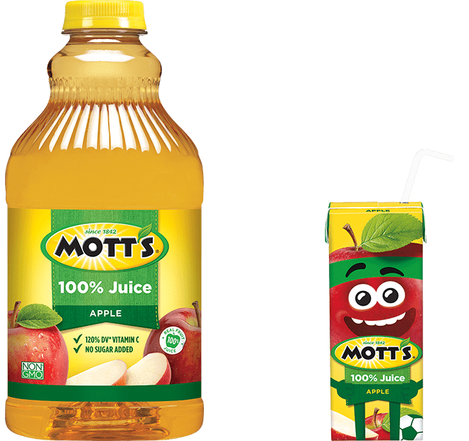 Mott's® 100% Original Apple Juice