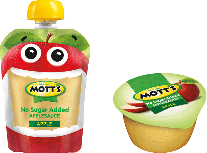 Mott's® No Sugar Added Applesauce Apple