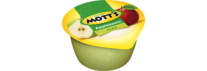 Mott's® Applesauce Pear