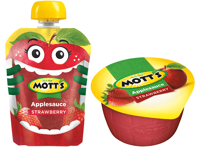Mott's® Applesauce Strawberry