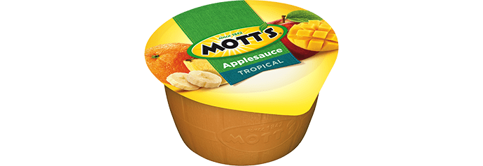 Mott's® Applesauce Tropical
