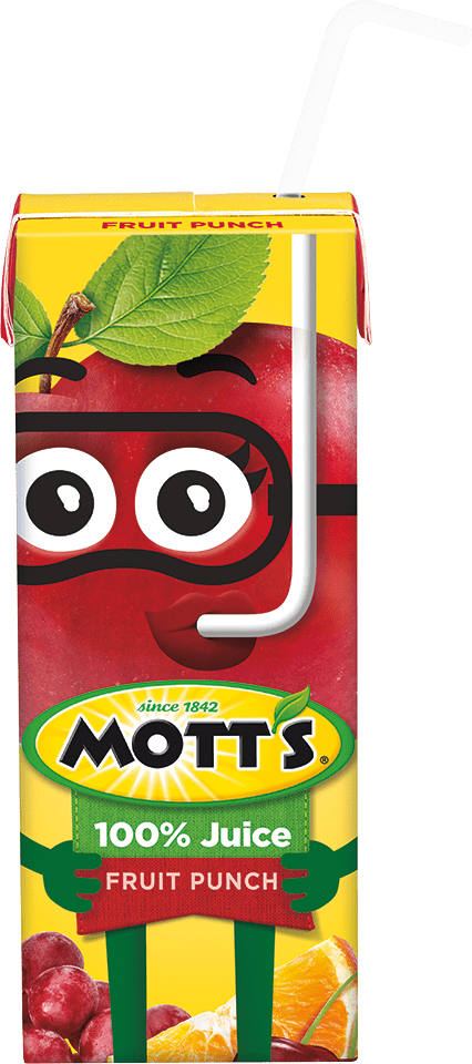 Mott's® 100% Fruit Punch Juice
