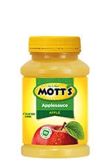 Mott's® Applesauce Apple 24 oz. jar