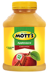 Mott's® Applesauce Cinnamon 48 oz. jar
