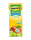 Mott's® 100% Apple White Grape Juice 6.75 oz. 8-pack juice boxes