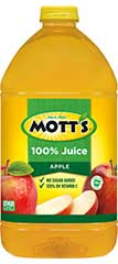 Mott's® 100% Original Apple Juice 1 gallon