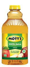 Mott's® 100% Original Apple Juice 64 oz.