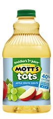 Mott's® for Tots Apple White Grape 64 oz.