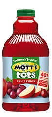 Mott's® for Tots Fruit Punch 64 oz.