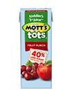Mott's® for Tots Fruit Punch 6.75 oz. 8-pack juice boxes