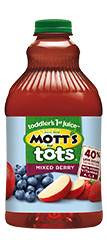 Mott's® for Tots Mixed Berry 64 oz.