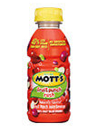 Mott's® Fruit Punch Rush 8 oz. 6-pack bottles