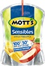 Mott's Sensibles™ Apple Pineapple 6 oz. 8-pack pouch