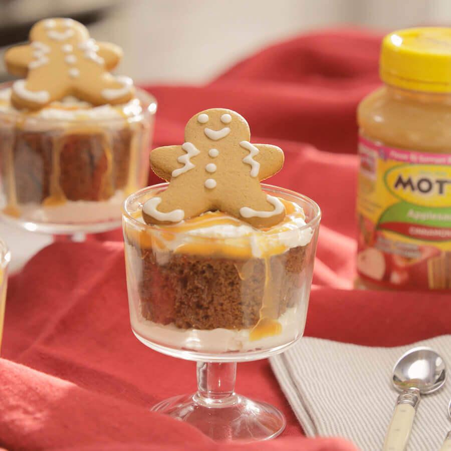Gingerbread Cups Recipe Mott S 174