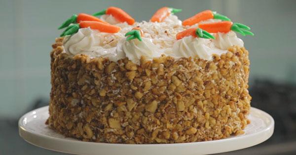 Mott S Applesauce Carrot Cake